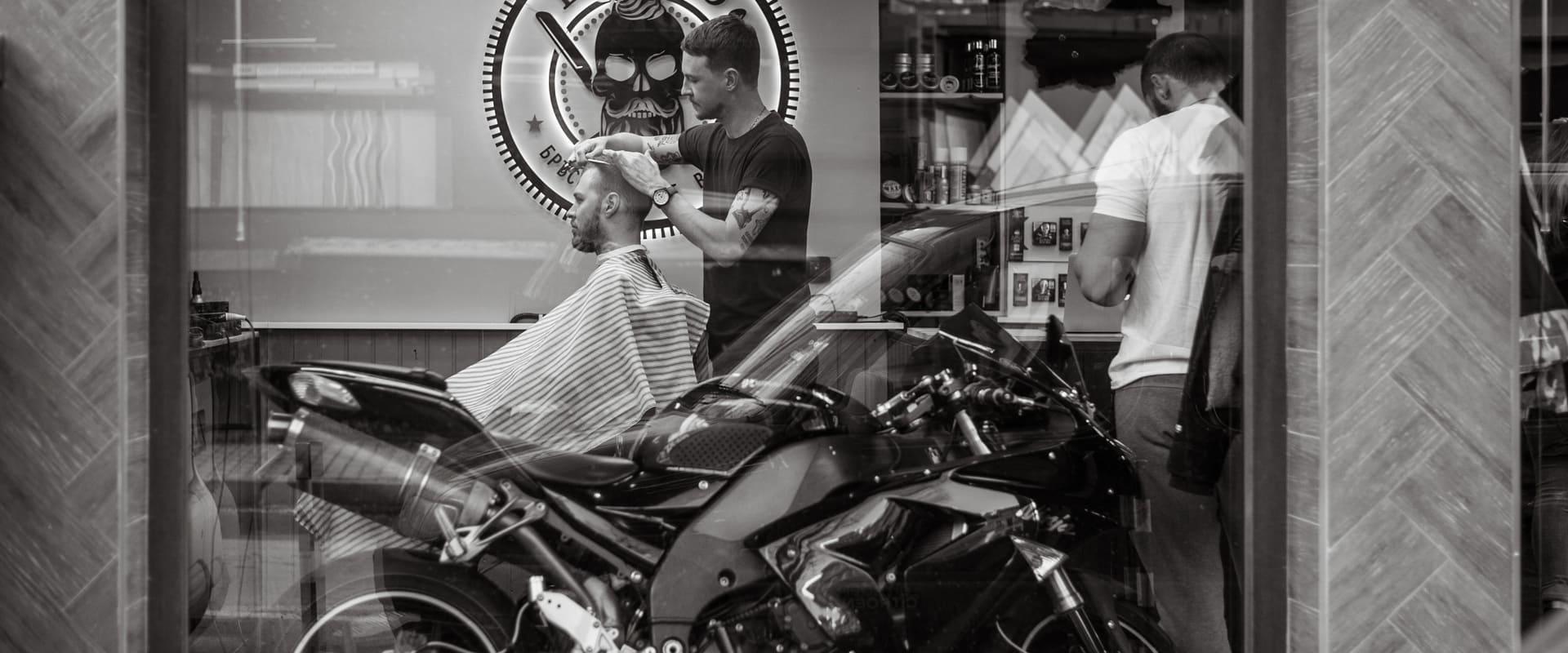 Бръснарница брадао варна