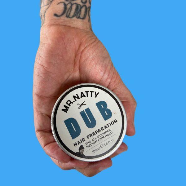 Крем за коса Mr Natty - Dub Hair Preparation
