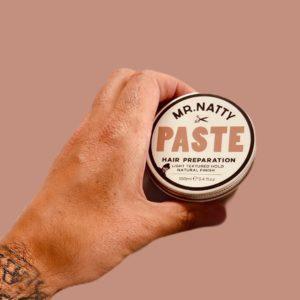 Паста за коса Mr Natty - Paste Hair Preparation