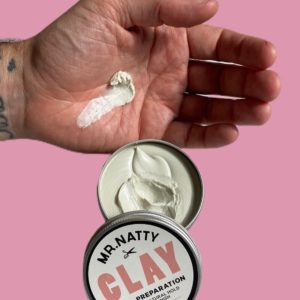 Глина за коса Mr.Natty's Clay Hair Preparation