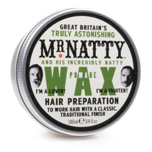 Вакса за коса Mr Natty - Pomade Wax Hair Preparation