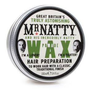 Вакса за коса Mr Natty - Pomade Wax Hair Preparation